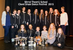 Festival Success Clwyd Stage Dance Festival, October 2015